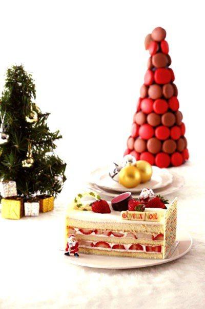 青木定治(Sadaharu AOKI)在耶誕佳節與法國同步推出耶誕節原木蛋糕 「...