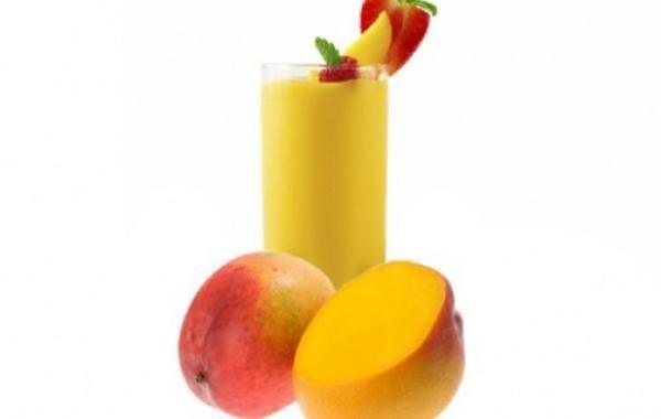 芒果魚油smoothie。其實芒香的香味能完全掩蓋魚油的腥味。smoothie ...