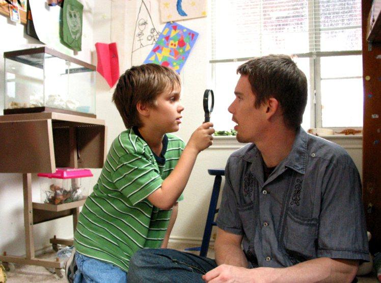 《年少時代 Boyhood》獲紐約影評獎最佳影片。圖/UIP提供