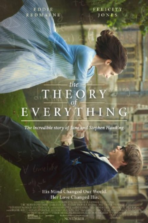 《愛的萬物論 The Theory of Everything》並非史蒂芬霍金個...