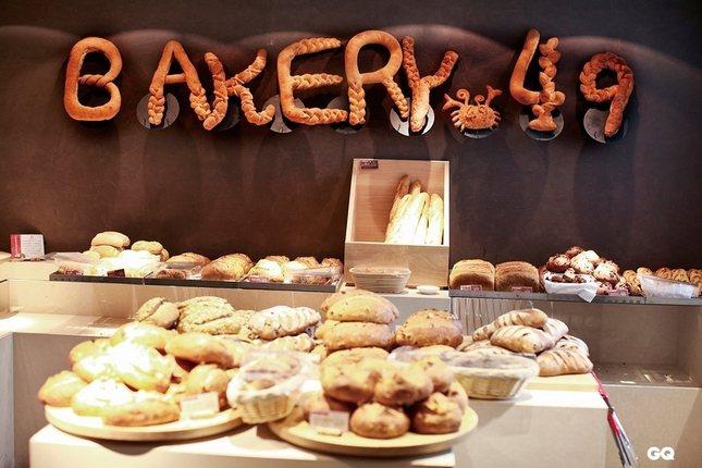 Bakery 49 - 大口吃下舊金山陽光。圖/GQ提供