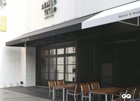 《二》1 Bite 2 Go - 摩登美式餐廳進化中。圖/GQ提供