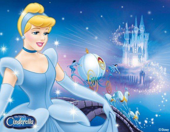 迪士尼的公主故事,被少數激進婦權人士列為「禁書。圖/迪士尼提供