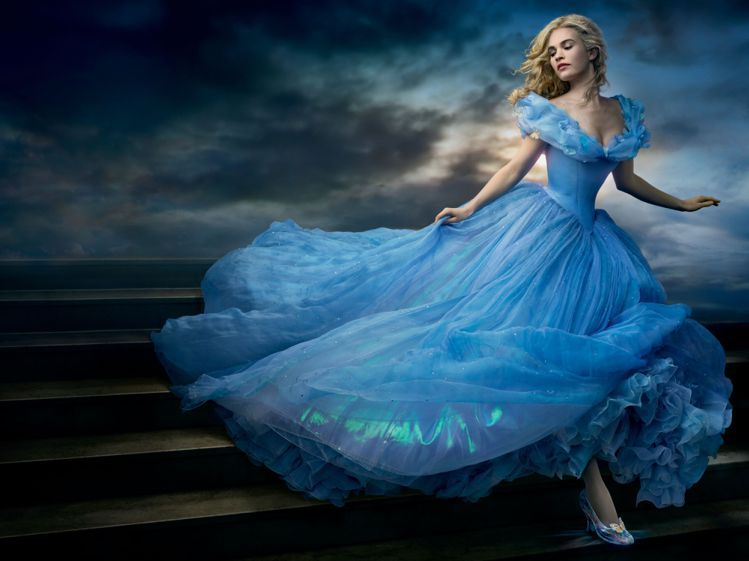 電影「仙履奇緣」上映,玻璃鞋是灰姑娘飛上枝頭變鳳凰的關鍵。圖/施華洛世奇提供