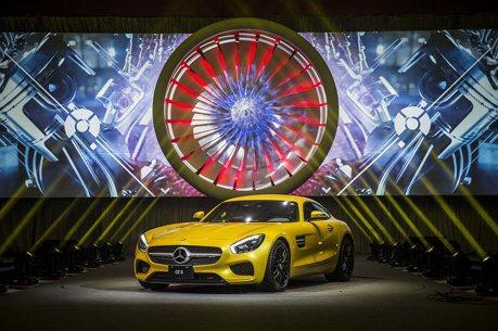 就是要打入門牌Mercedes-AMG GT還有一款6缸版本嗎?