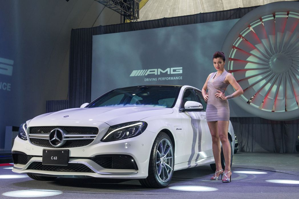 Mercedes-Benz C-Class。 圖/台灣賓士提供