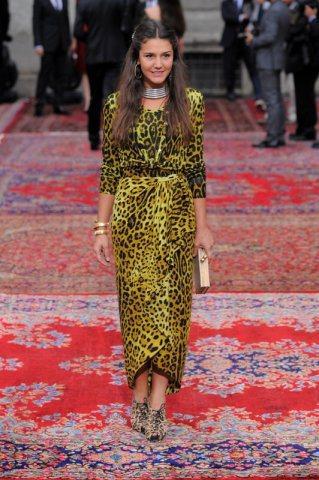 將接下Missoni新任設計師的瑪格麗塔。圖/Dolce & Gabbana提供