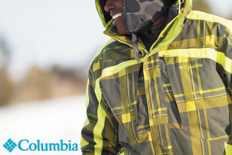 Columbia秋冬推出電力保暖防水單件式外套,要用行動暖爐概念,幫民眾禦寒。圖...