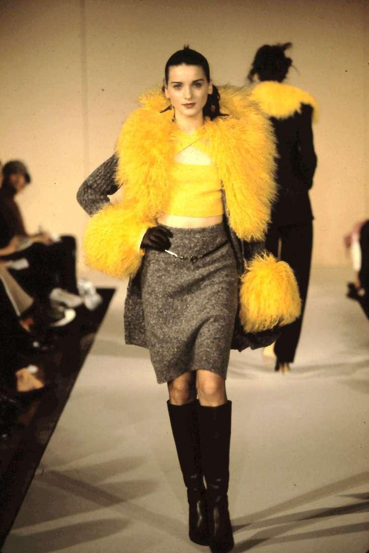 MARC JACOBS於1994年舉辦首次時尚發表秀。 圖/MARC JACOB...