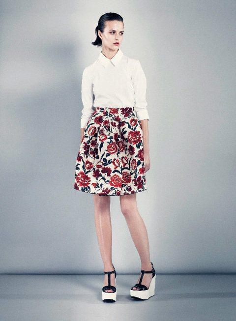 襯衫是職場上既體面又有個人風格的造型。圖/Jil Sander提供