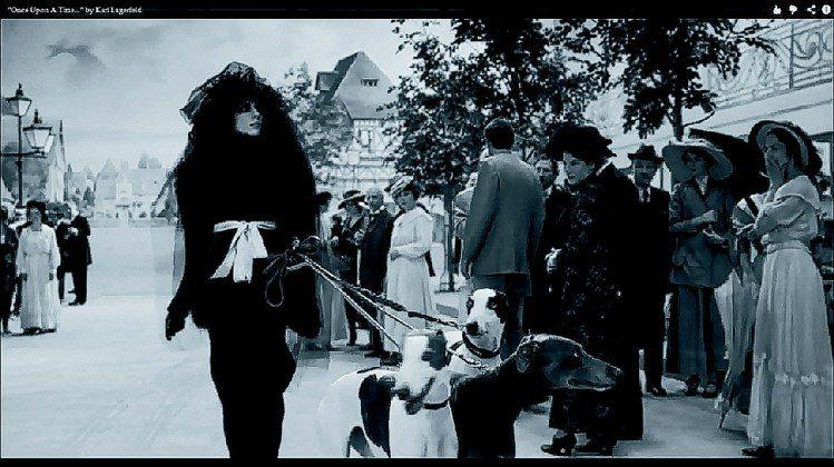 多才多藝的香奈兒設計總監拉格斐(Karl Lagerfeld),近幾年迷上了拍電...