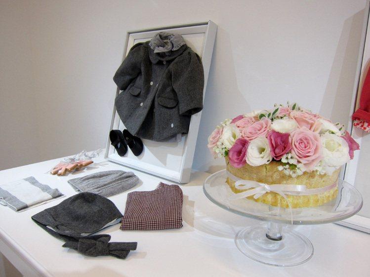 Baby Dior 首度加入展示,洋溢著復古風情,許多男女裝的小細節,在 Bab...