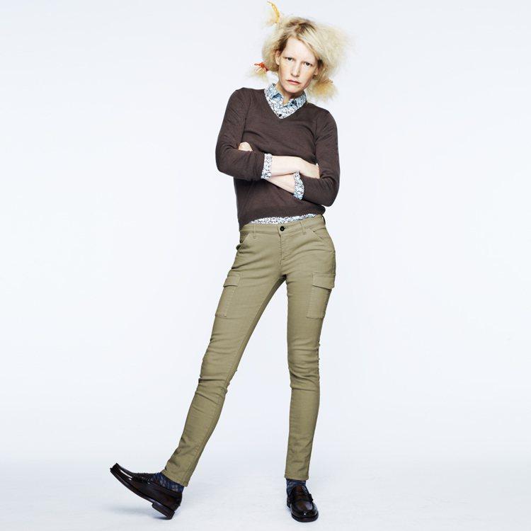 特級彈性牛仔褲系列。圖/UNIQLO提供