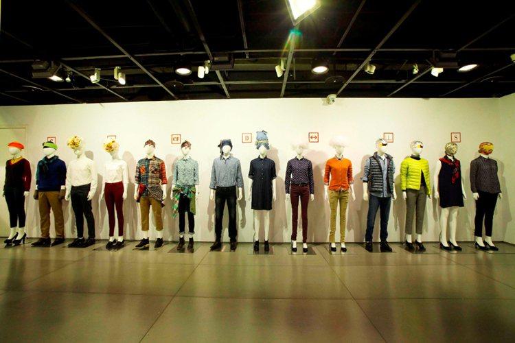 日本平價時尚代表品牌UNIQLO繼巴黎、紐約、東京後,將2013秋冬新品帶來台灣...