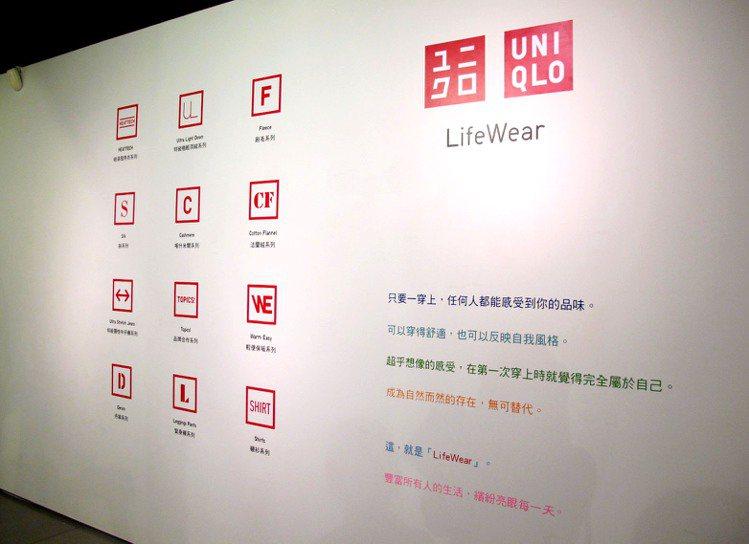 秋冬的UNIQLO更加貼心,12種主題企劃風格讓消費者可以依照自己需要的服裝機能...