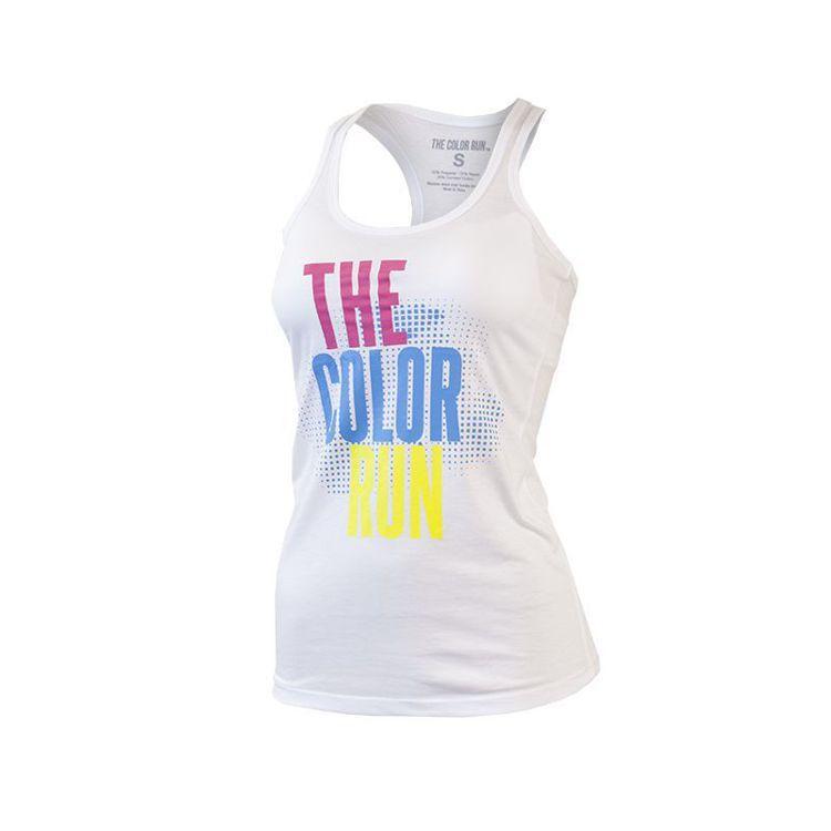 The Color Run美國原裝周邊系列商品,摩曼頓7∕27起限量販售。圖/摩...