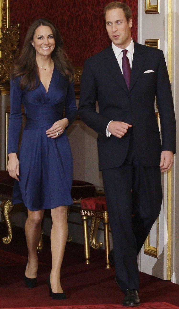 美國服裝品牌Banana Republic與英國品牌Issa聯名推出凱特與威廉訂...