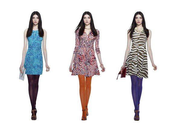 Banana Republic與Issa的聯名系列由凱特風格洋裝和其他商品集合而...