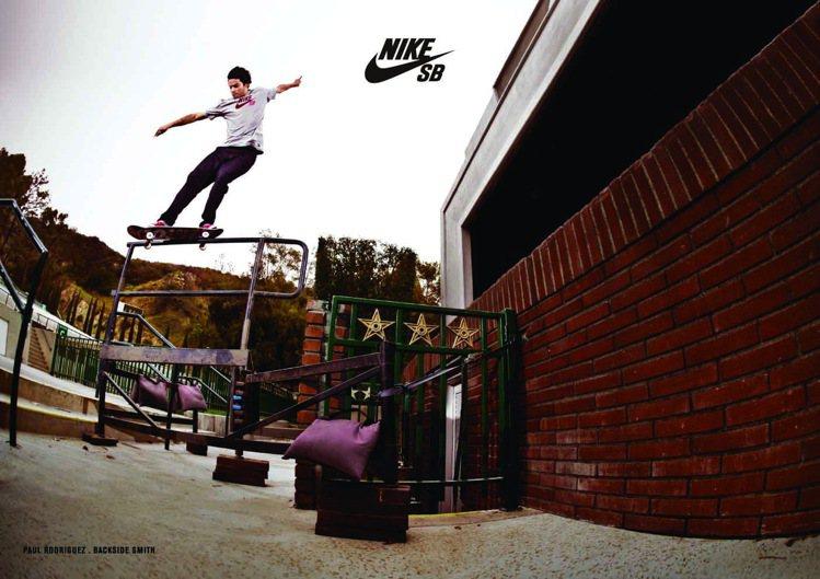 Nike首家SB極限專門店即將開幕。圖/京站提供