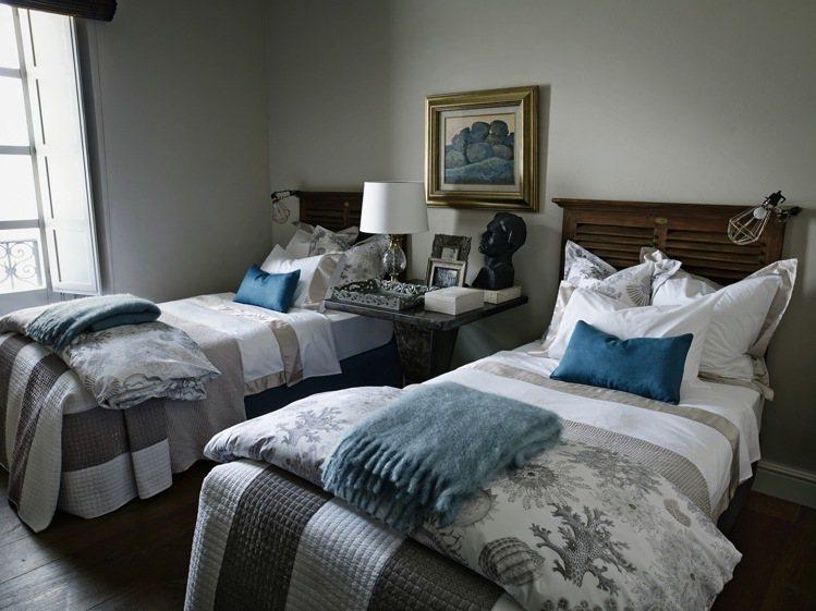 ZARA HOME居家織品風格多元。圖/ZRAR提供