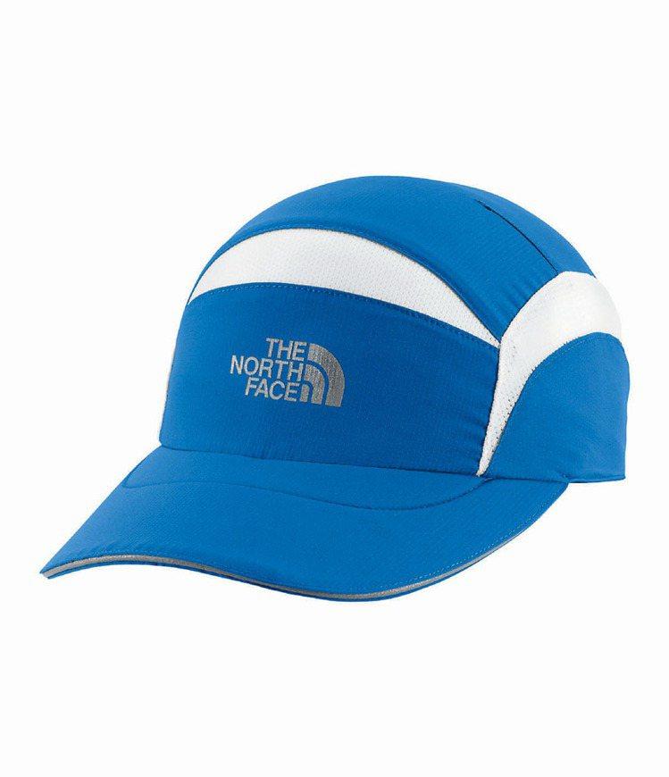 The North Face棒球帽加入防曬機能,提升紫外線阻擋力。圖/The N...