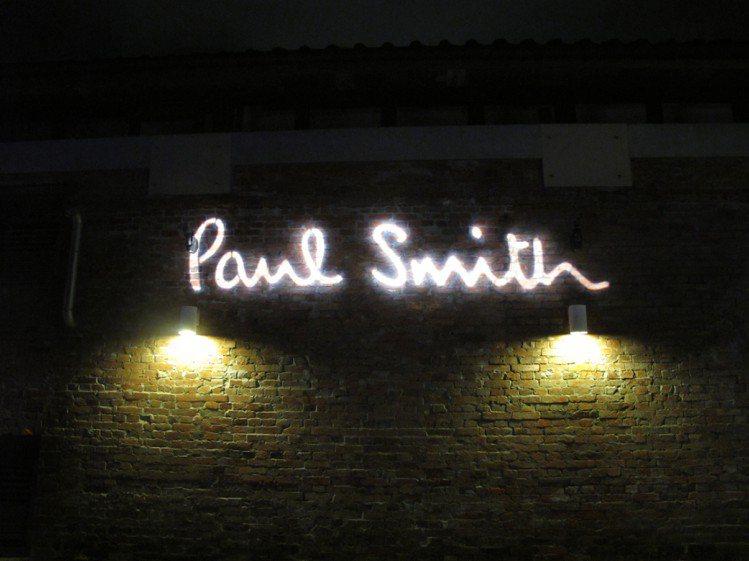 英倫時尚品牌Paul Smith日前在華山文創園區舉辦秋冬新品發表會,請到金曲歌...