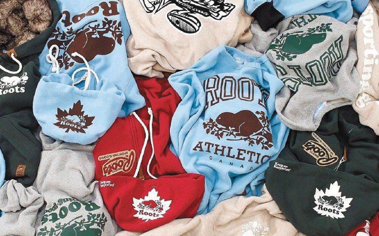 ROOTS帽T向來是品牌長賣、熱銷款式。圖/ROOTS提供