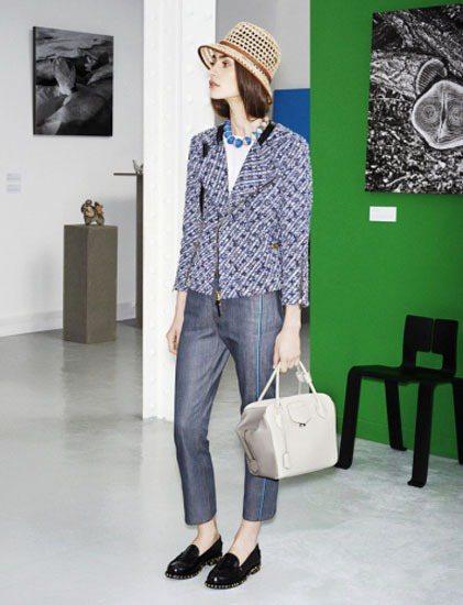 Louis Vuitton 2014年「ICONES」系列。圖;文/美麗佳人