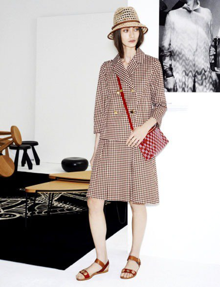 Louis Vuitton 2014年「ICONES」系列創造了一種永恆的女性優...