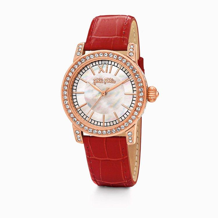 I do系列腕錶,NT9,090。圖/Folli Follie提供