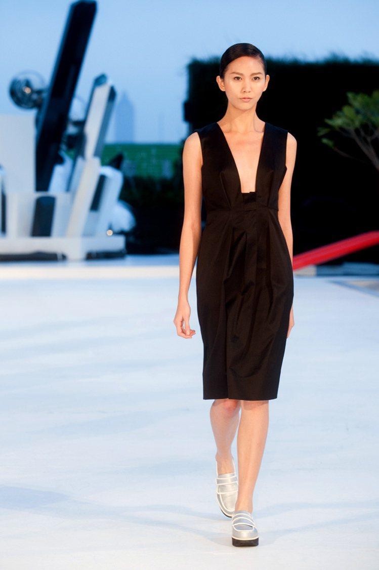 知名服裝品牌Jil Sander在W Hotel舉行2014春夏發表記者會,邀請...