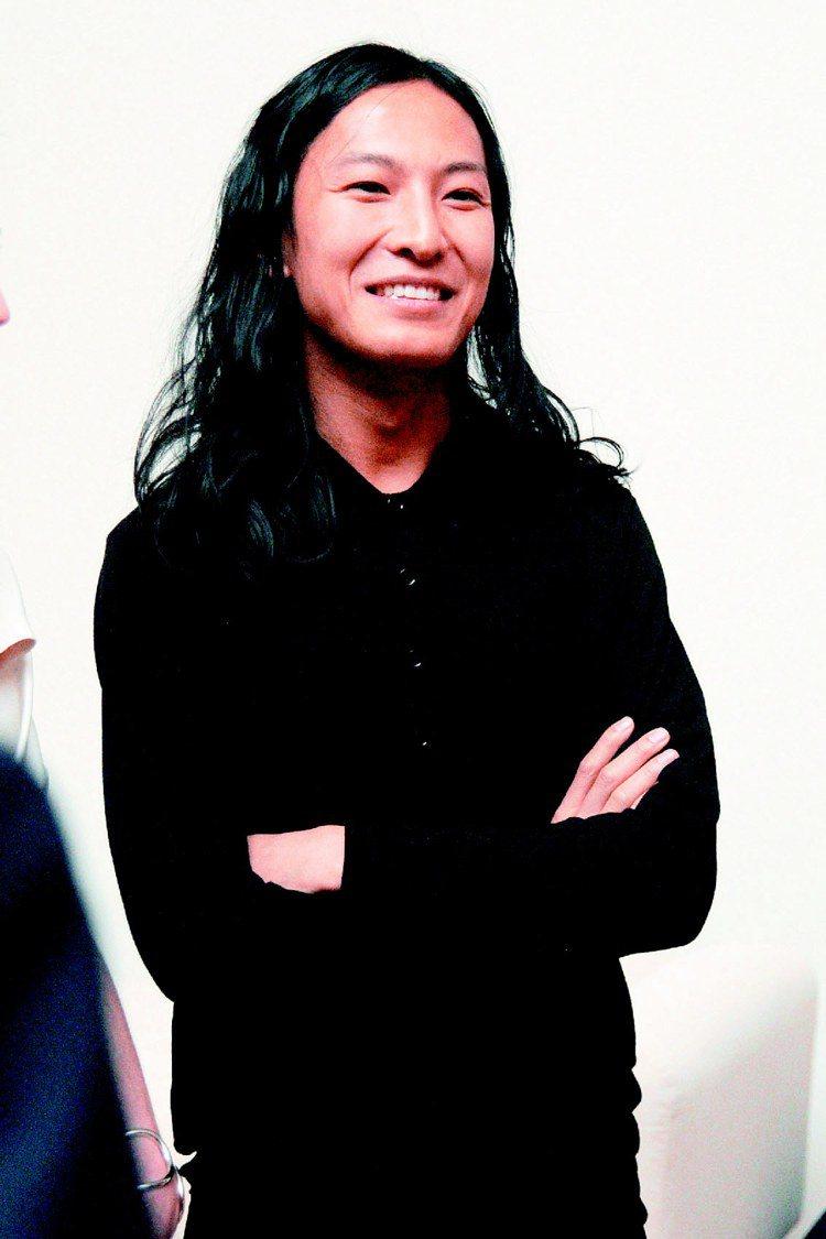 王大仁的才華在時尚圈備受肯定,目前擔任Balenciaga設計總監。圖/達志影像