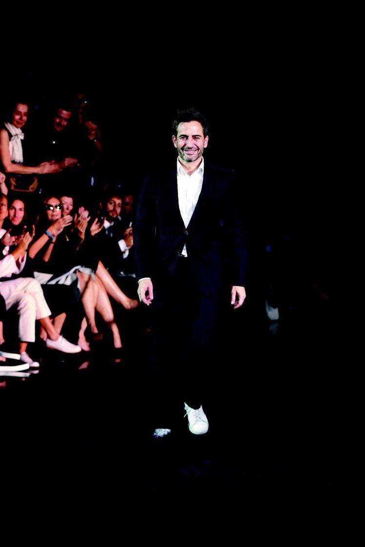 擔任LV設計總監長達16年的Marc Jacobs,離開老東家。圖/LV提供