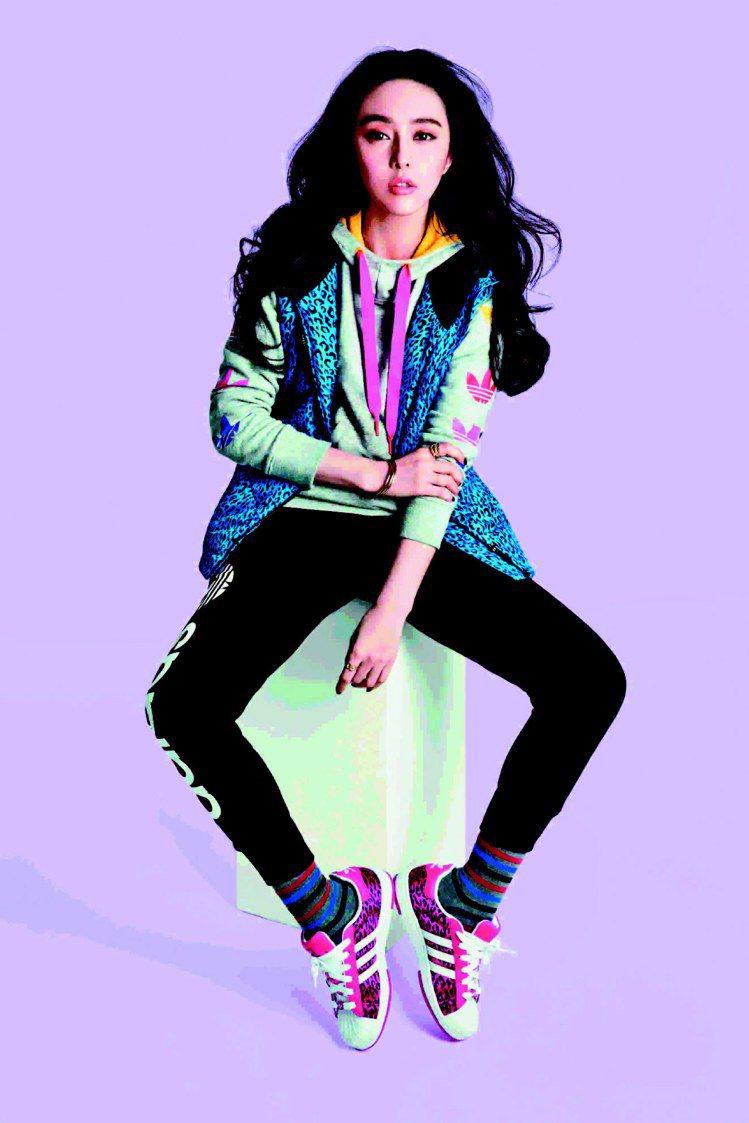 結合時尚與運動機能正是未來主流。圖/adidas Originals提供