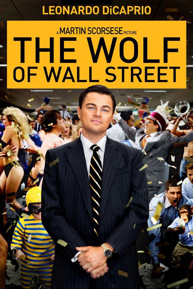 李奧納多在《華爾街之狼》中飾演富豪券商,身穿亞曼尼西裝、配戴豪雅表。圖/Catc...