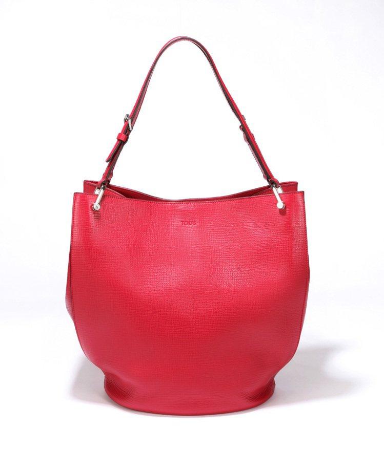TOD'S早春Horse Bag、43,200元。圖/TOD'S提供