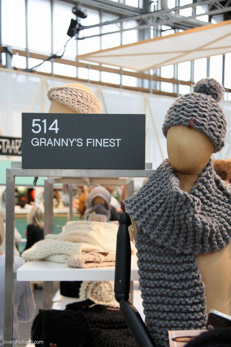 荷蘭手織品牌Granny's Finest 的服裝設計師們將最潮的時尚和創意融入...
