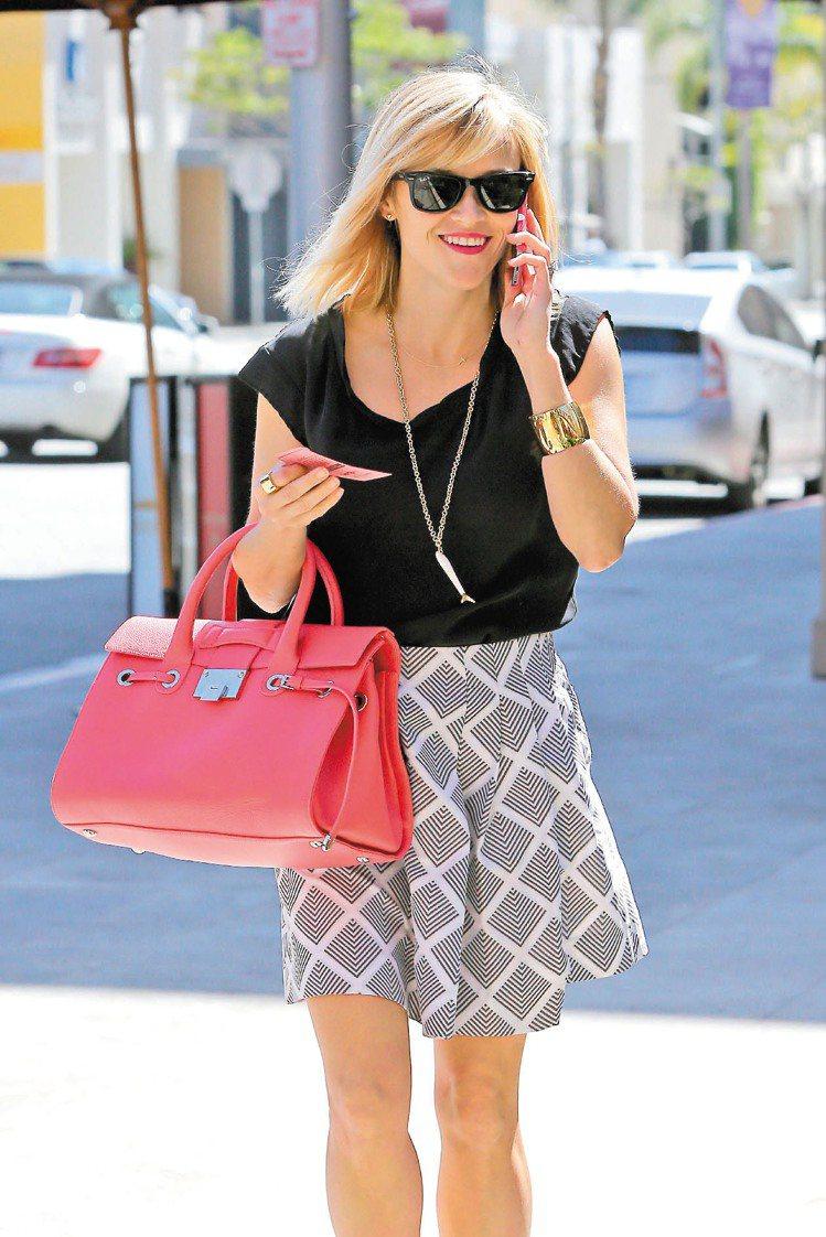 瑞絲薇絲朋將推出時尚品牌。圖/達志影像