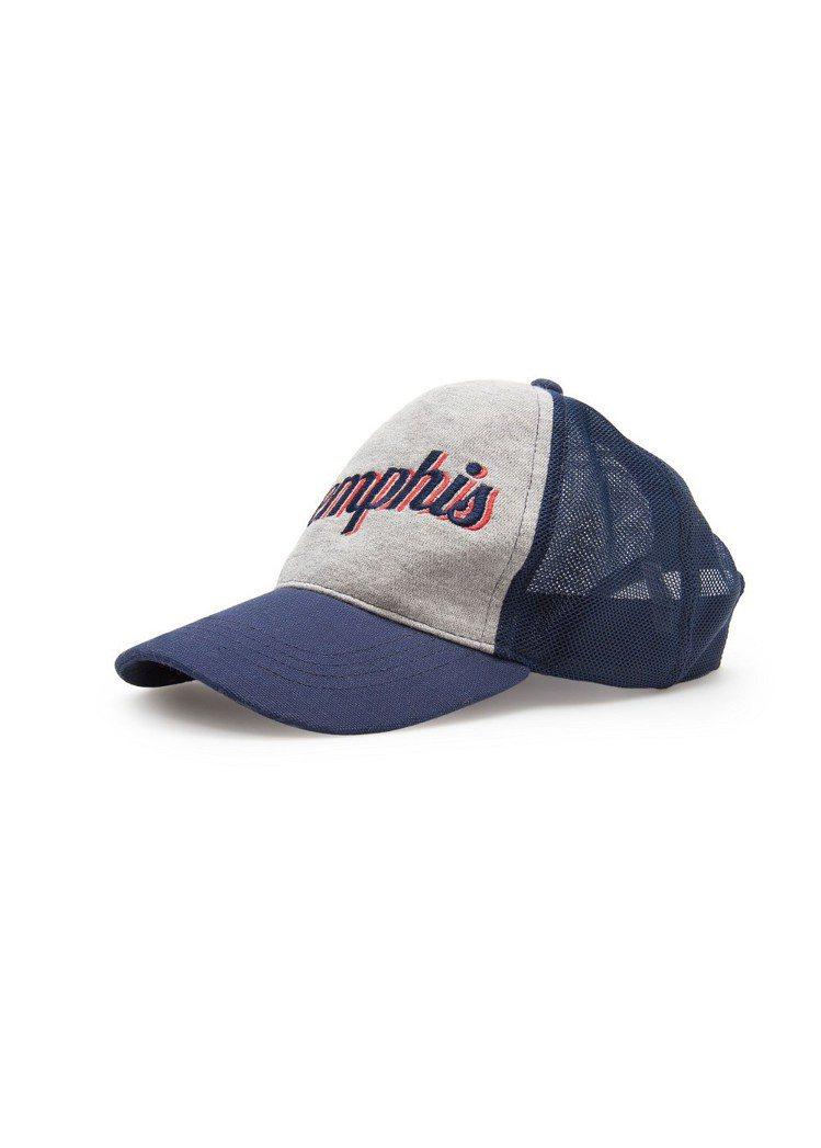 MANGO kids 棒球帽,890元。圖/MANGO提供