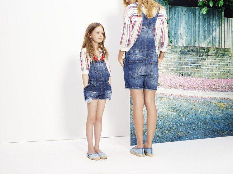 MANGO 即將推出「MINI-ME 迷妳」夏季女童裝系列,直接將暢銷女裝縮小成...