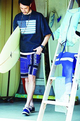 VANS的Surf Line系列以逐浪者為訴求,以衝浪為主題而發展出的VANS ...