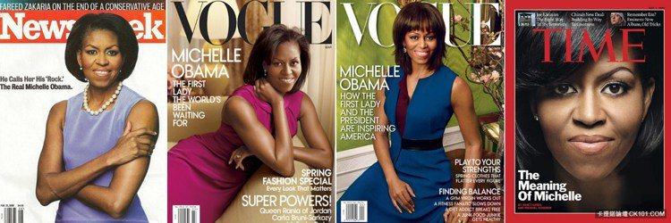榮登各大雜誌封面的蜜雪兒,被毒舌名嘴批評「有點胖」。圖/摘自Vogue Time...