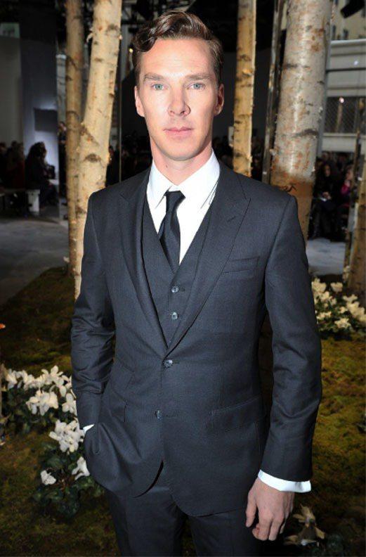GQ 年度最佳男演員由英國男星班奈狄克康柏拜區奪得。圖/BOSS提供