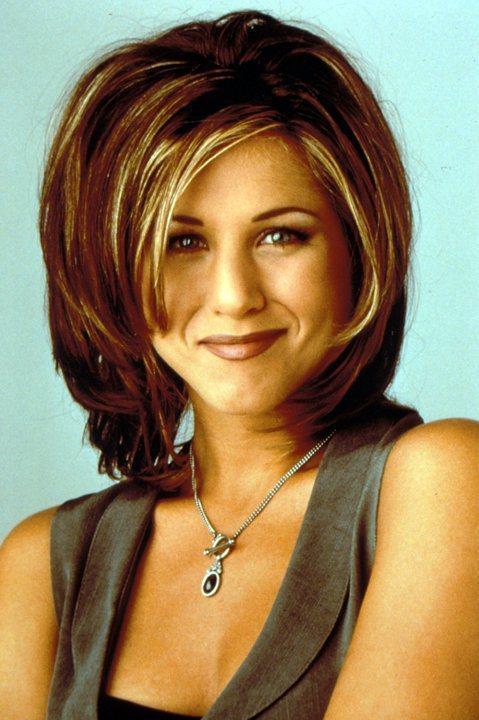 珍妮佛安妮絲頓(Jennifer Aniston)曾嫌棄她的經典瑞秋頭。圖/擷自...