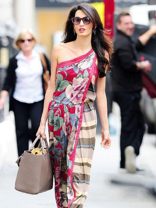阿拉瑪汀衣著品味不凡,已有引領時尚的架式。圖/擷自people.com