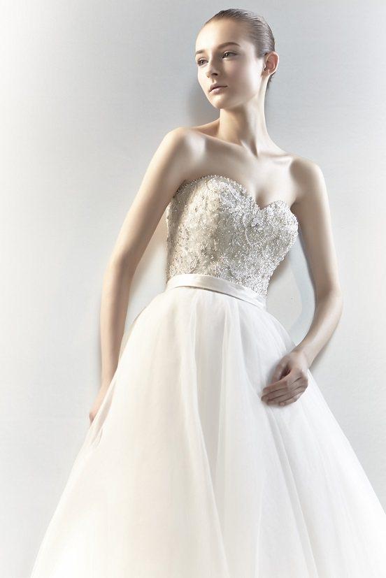 海外婚禮在上流社會相當盛行,圖為林莉工作坊的新款婚紗。圖/林莉工作坊提供