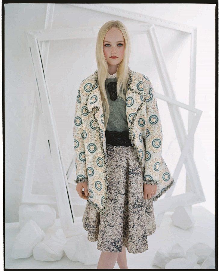 韓系時尚品牌「O'2nd」,有濃濃日本新宿風。圖/滿心提供