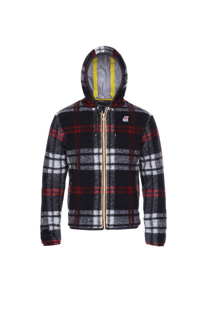 K-WAY禦寒防風外套滿足冬天旅行需求。圖/嵥傑國際提供