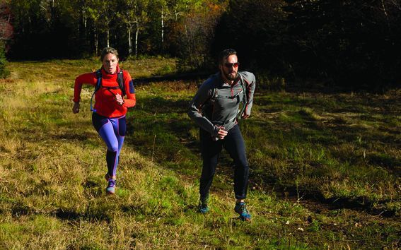 MERRELL引進北美專業級「Speed Hiking超野健行」。圖/MERRE...