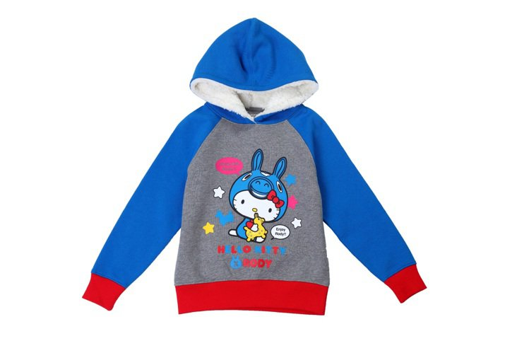 Hang Ten童裝-Hello Kitty x Rody聯名系列-Charmi...